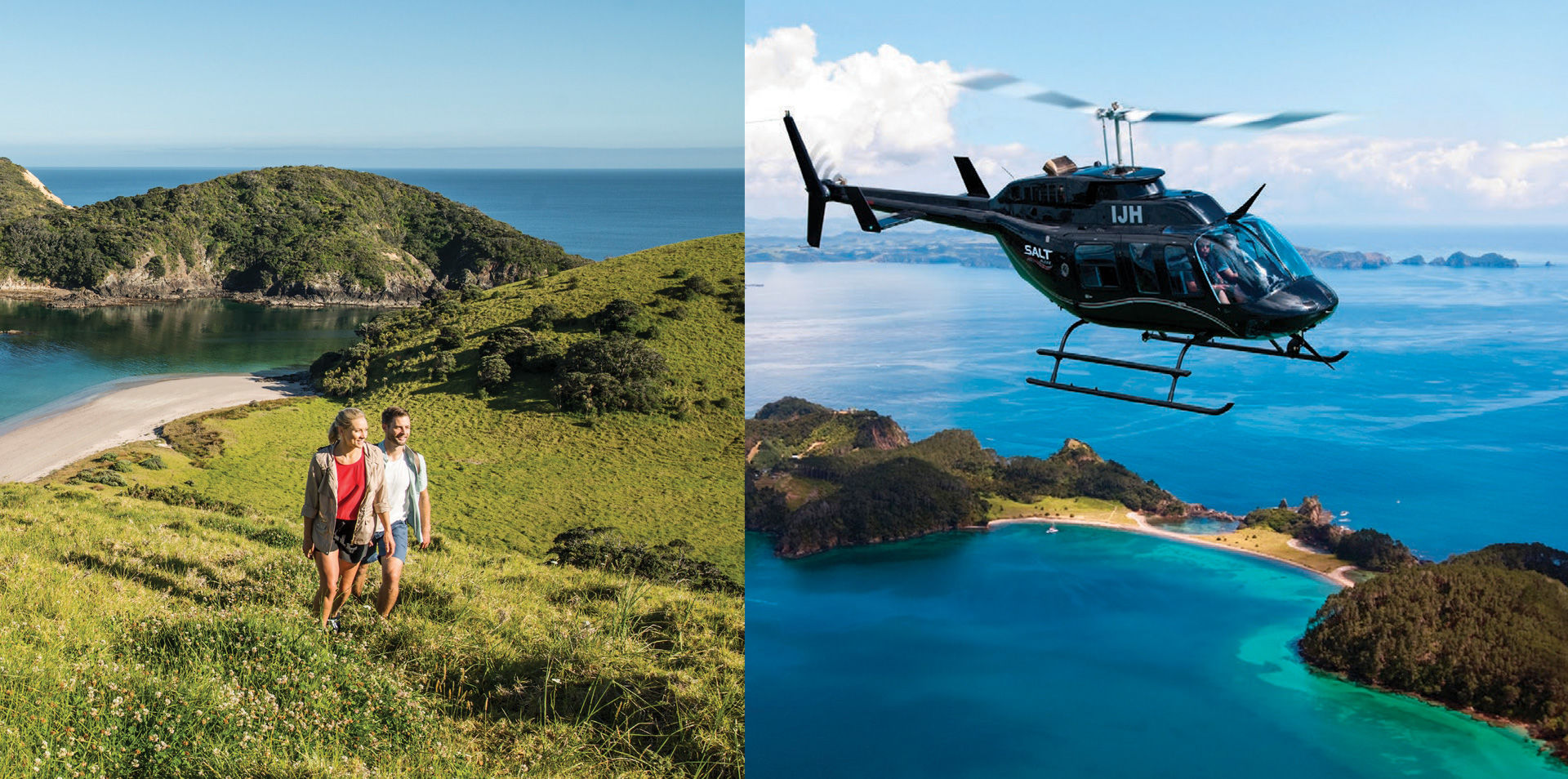 2021 NEW ZEALAND | 4 Day Bay of Islands Luxury Escape