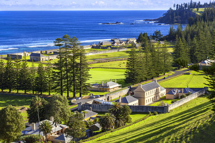 Norfolk Island Retreat Tours holiday experience