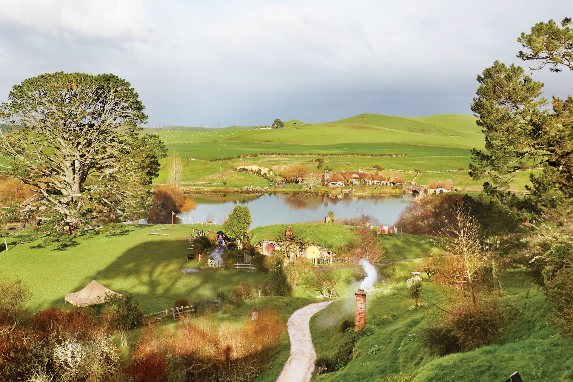 Ultimate North Island Tour
